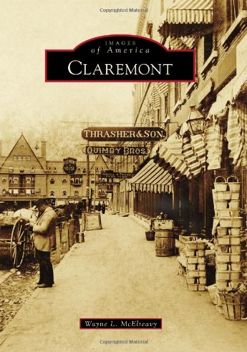 9780738592978: Claremont (Images of America)