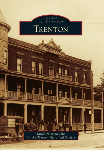 9780738593500: Trenton (Images of America)