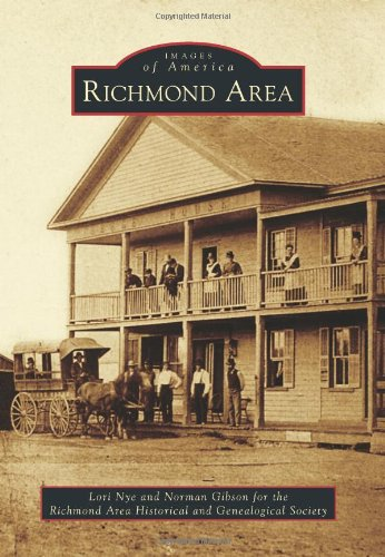 9780738593708: Richmond Area (Images of America)