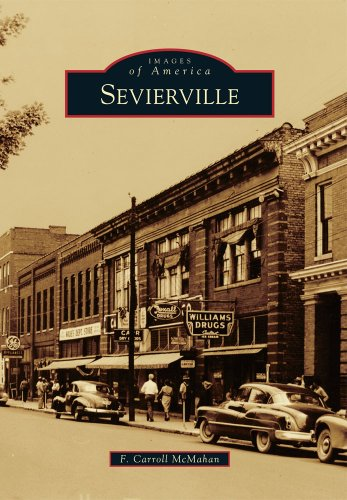 9780738593777: Sevierville (Images of America)