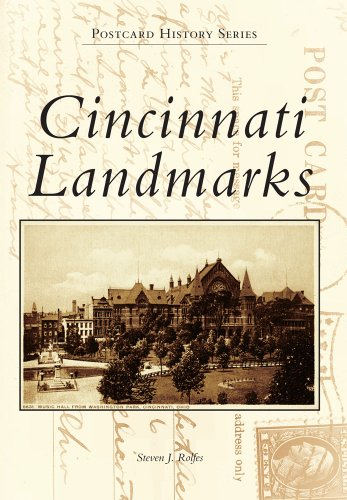 9780738593951: Cincinnati Landmarks (Postcard History)