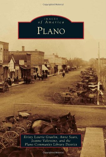9780738594040: Plano (Images of America)