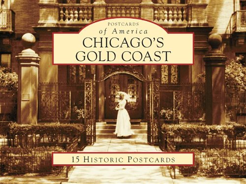 9780738594057: Chicago's Gold Coast (Postcards of America)