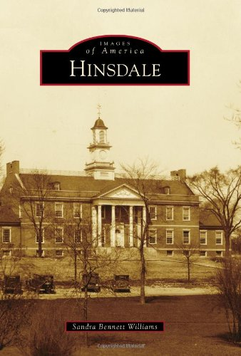 9780738594323: Hinsdale (Images of America)