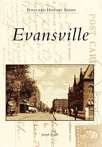 9780738594361: Evansville (Postcard History)