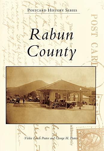 9780738594408: Rabun County (Postcard History)
