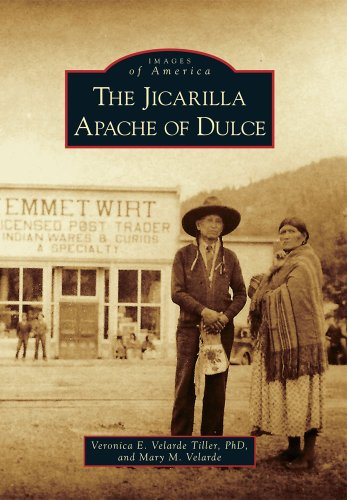 9780738595290: The Jicarilla Apache of Dulce (Images of America)