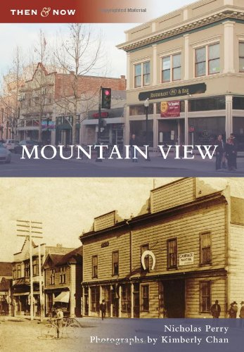 9780738595764: Mountain View (Then and Now)