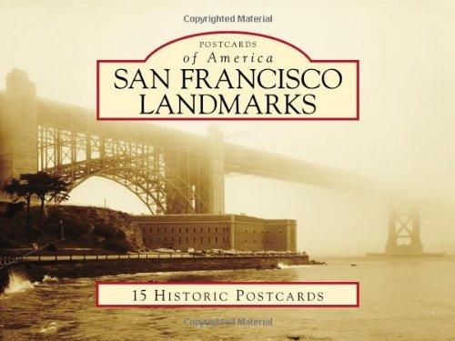 9780738596853: San Francisco Landmarks (Postcards of America)