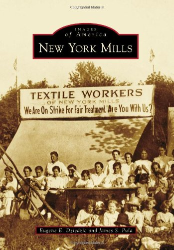 9780738597584: New York Mills (Images of America)
