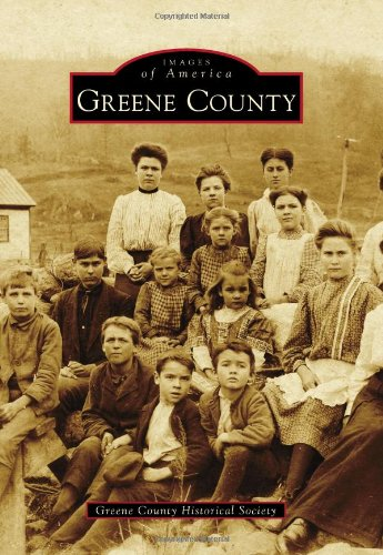 9780738597836: Greene County (Images of America)
