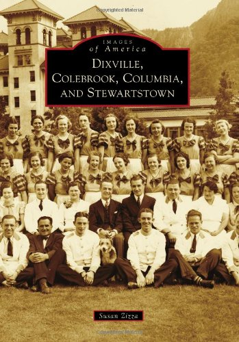 Dixville, Colebrook, Columbia, and Stewartstown: Zizza, Susan