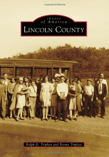 9780738598253: Lincoln County (Images of America)