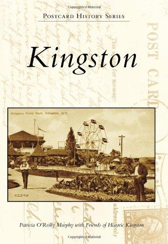 9780738598260: Kingston (Postcard History)