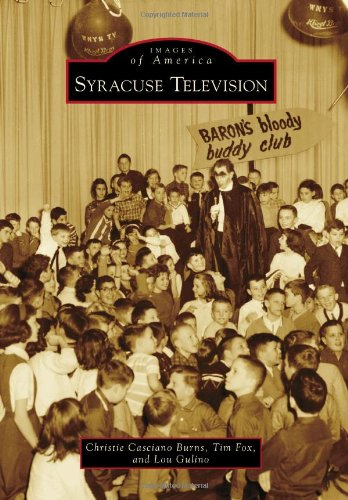 9780738598345: Syracuse Television (Images of America)