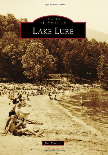 9780738598437: Lake Lure (Images of America Series)