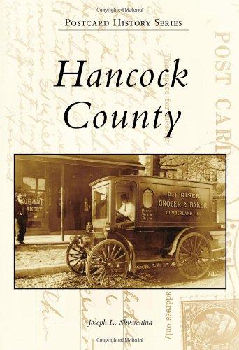 9780738598574: Hancock County (Postcard History)