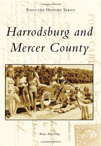 9780738598635: Harrodsburg and Mercer County (Postcard History)