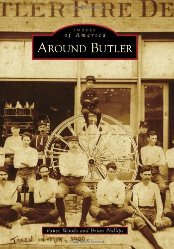 9780738598666: Around Butler (Images of America)