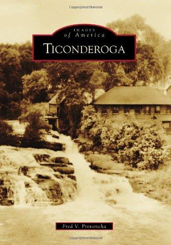 9780738599090: Ticonderoga (Images of America)