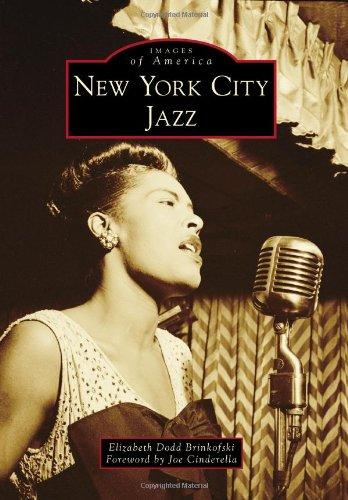 9780738599144: New York City Jazz (Images of America (Arcadia Publishing))