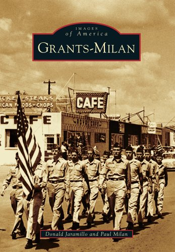 9780738599649: Grants-Milan (Images of America)