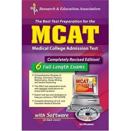 MCAT: The Best Test Preparation for the: Joseph A. Alvarez