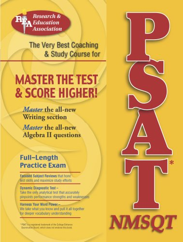 PSAT/NMSQT(REA) The Best Coaching and Study Course: Bell, Robert; Coffield