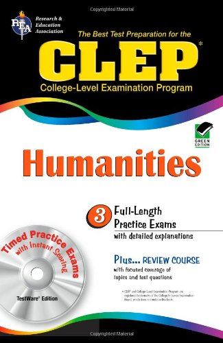 9780738601700: CLEP Humanities (CLEP Test Preparation)