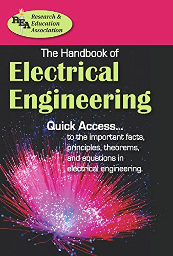 9780738601717: Electrical Engineering Handbook (Science Learning and Practice)
