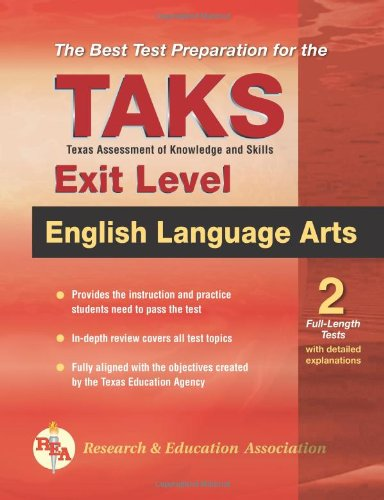 9780738601946: Texes TAKS Exit-Level English Language Arts