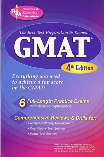 GMAT (Graduate Management Admission Test) (GMAT Test: Dr. Anita Price