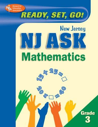 NJ ASK Grade 3 Mathematics (REA) -: Brice, J.