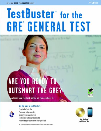 9780738603278: TestBuster for the GRE General Test