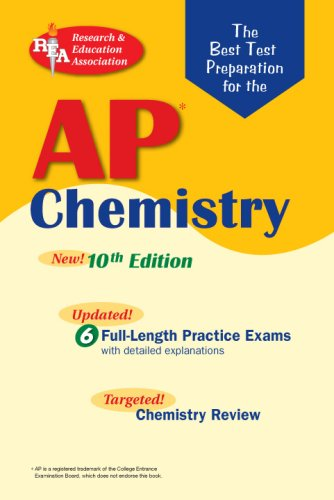 AP Chemistry (REA) (Advanced Placement (AP) Test: Reel, Kevin R.,