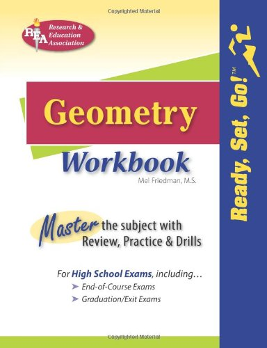 9780738604534: Geometry Workbook (Mathematics Learning and Practice)