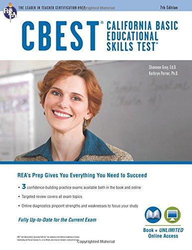CBEST Study Guide - Free Online | Teachers Test Prep