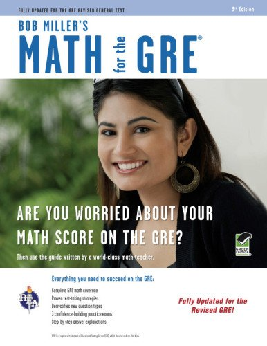 9780738609027: GRE, Miller's Math for the (GRE Test Preparation)
