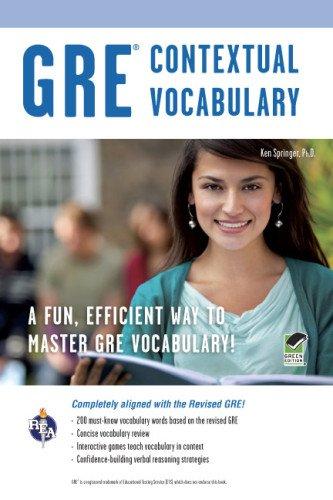 GRE Contextual Vocabulary: GRE