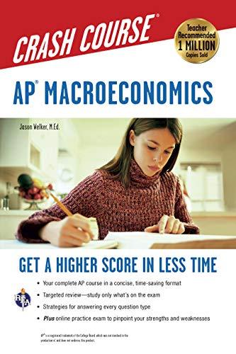 9780738609713: AP® Macroeconomics Crash Course Book + Online (Advanced Placement (AP) Crash Course)