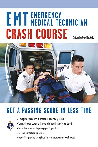 9780738610061: EMT (Emergency Medical Technician) Crash Course Book + Online (EMT Test Preparation)