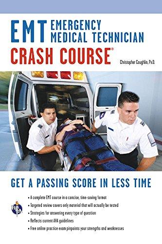 9780738610061: EMT Crash Course Book + Online (EMT Test Preparation)
