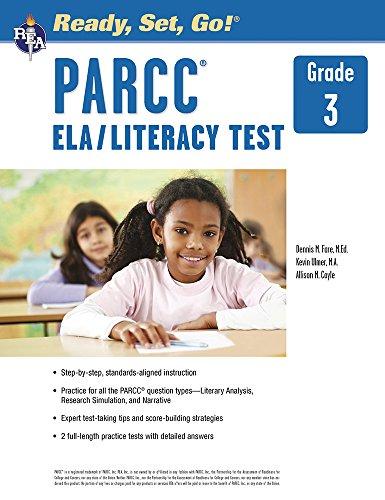 9780738612034: Common Core: PARCC® ELA/Literacy Test, Grade 3 (Common Core State Standards)