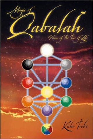 9780738700021: Magic of Qabalah: Visions of the Tree of Life