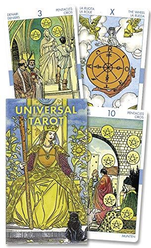 9780738700076: Universal Tarot Deck (Lo Scarabeo Decks)