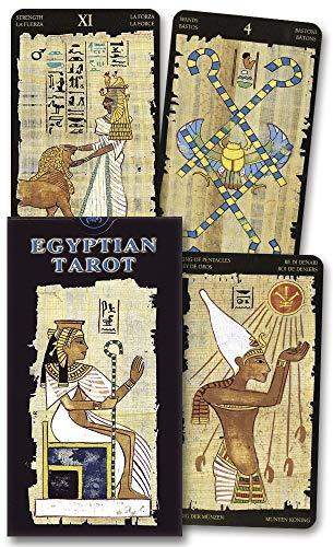 9780738700106: The Egyptian Tarot Deck