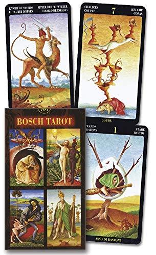 9780738700120: Ls Bosch Tarot