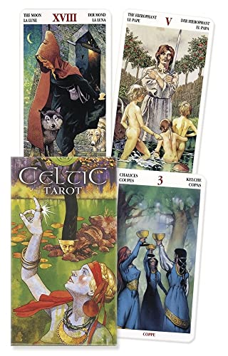 9780738700137: Celtic Tarot (English and Spanish Edition)