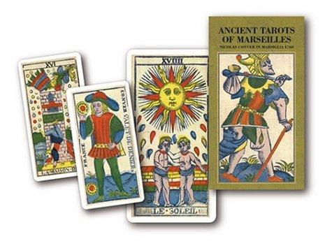 9780738700144: Ancient Tarots of Marseilles