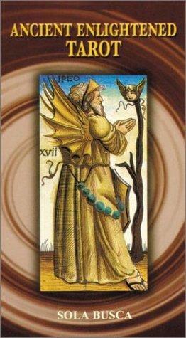 9780738700182: Ancient Enlightened Tarot